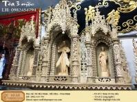 Tòa công giáo phần mộc